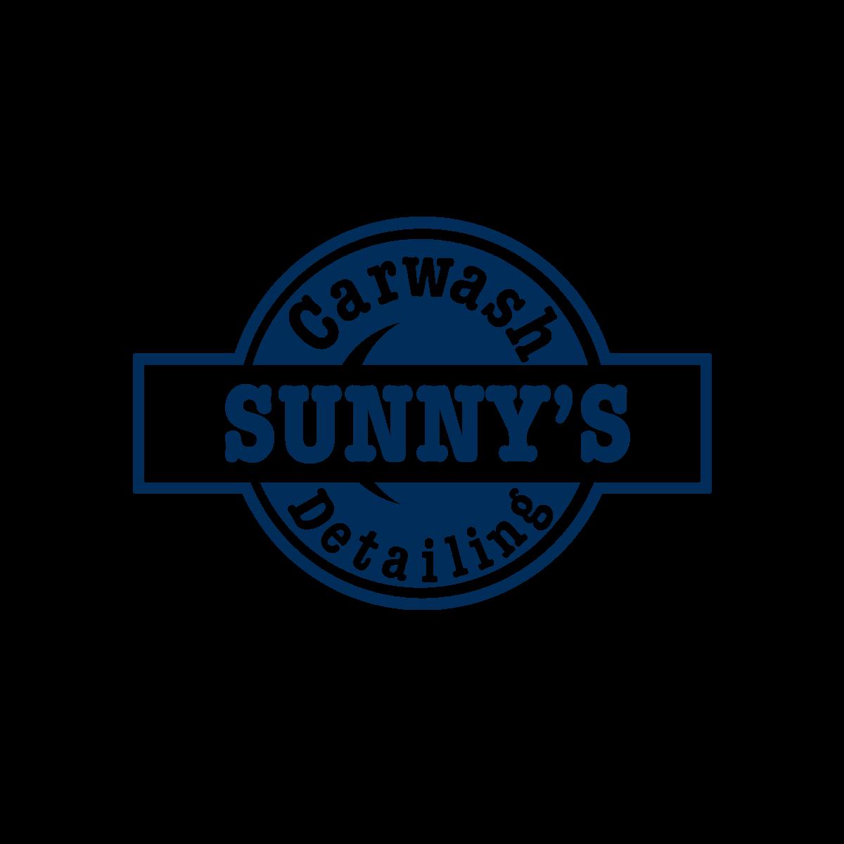 Sunny Carwash Logo